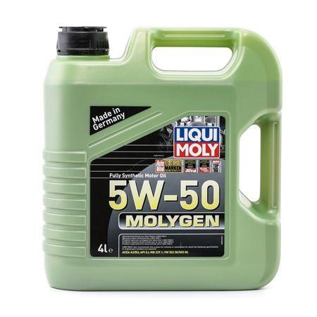 Car oil SAE-5W-50 4100420025433
