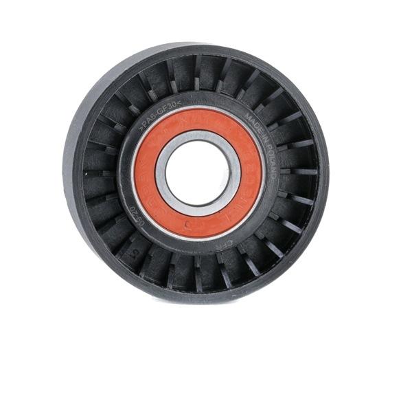 CAFFARO Belt tensioner pulley AUDI Ø: 70mm