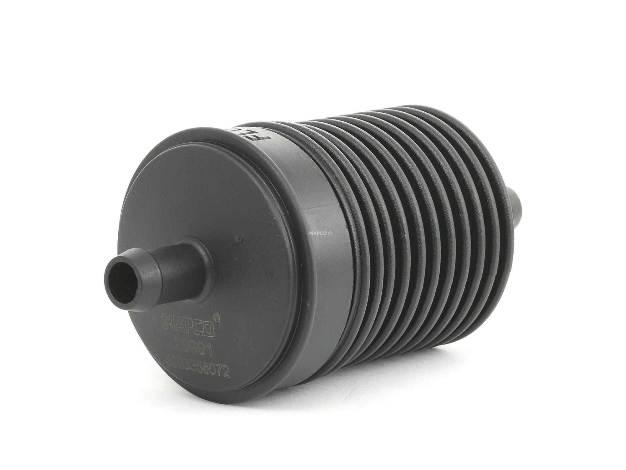 Filtro hidráulico, dirección MAPCO 29991 evaluación