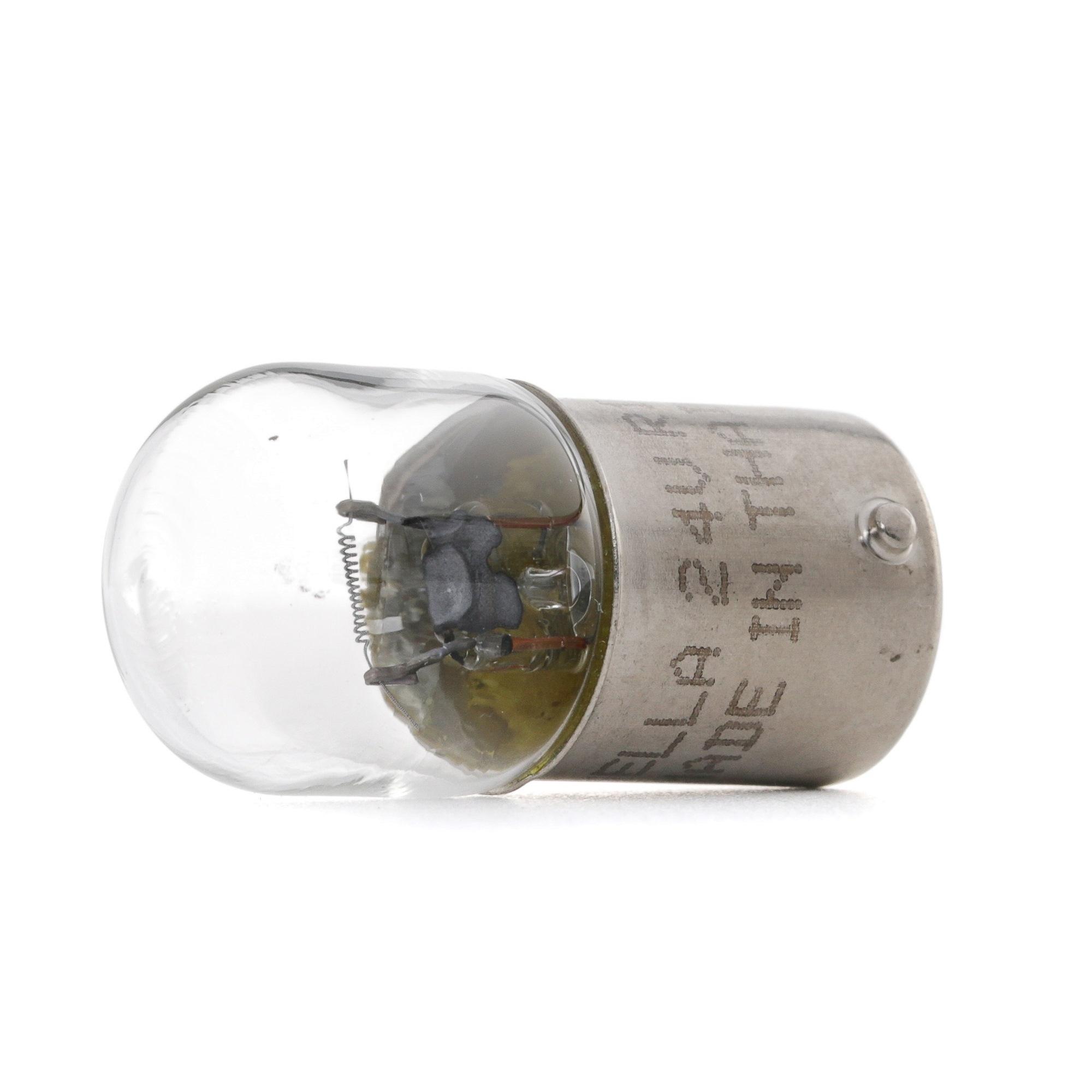 Bulb, licence plate light HELLA 813124 rating