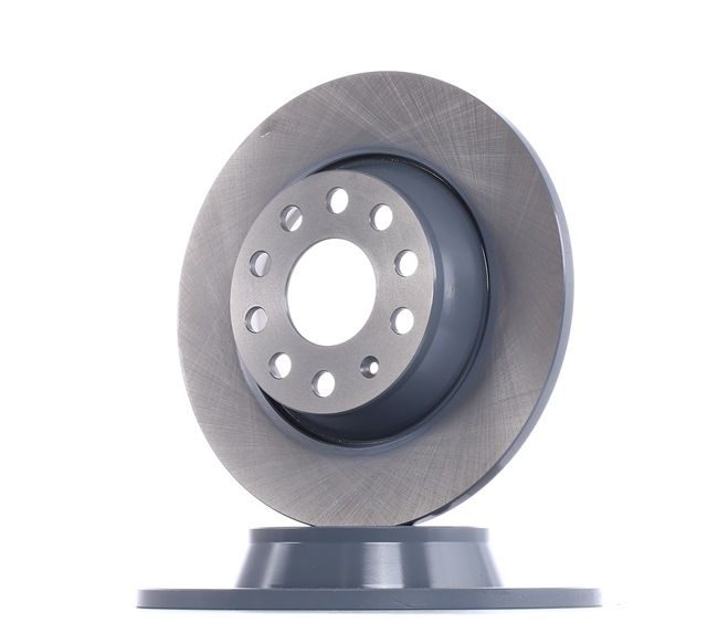 Спирачен диск дебелина на спирачния диск: 12мм, Ø: 286,0мм с ОЕМ-номер 1K0615601AD