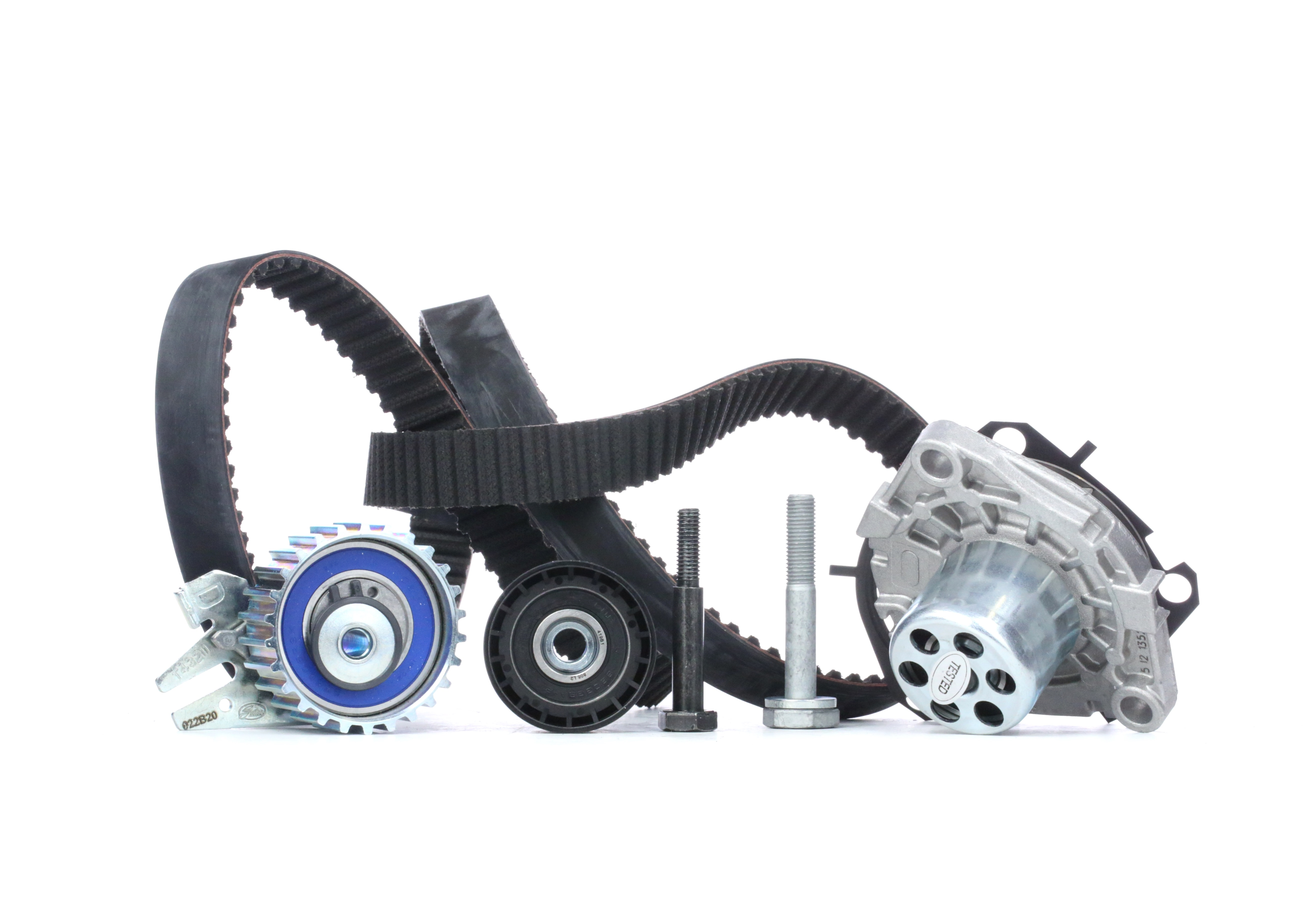Water Pump + Timing Belt Kit METELLI 30-1352-1 rating