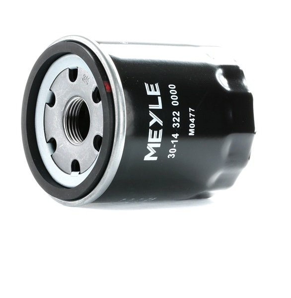 Oil Filter Ø: 67mm, Height: 76mm with OEM Number 9091510003