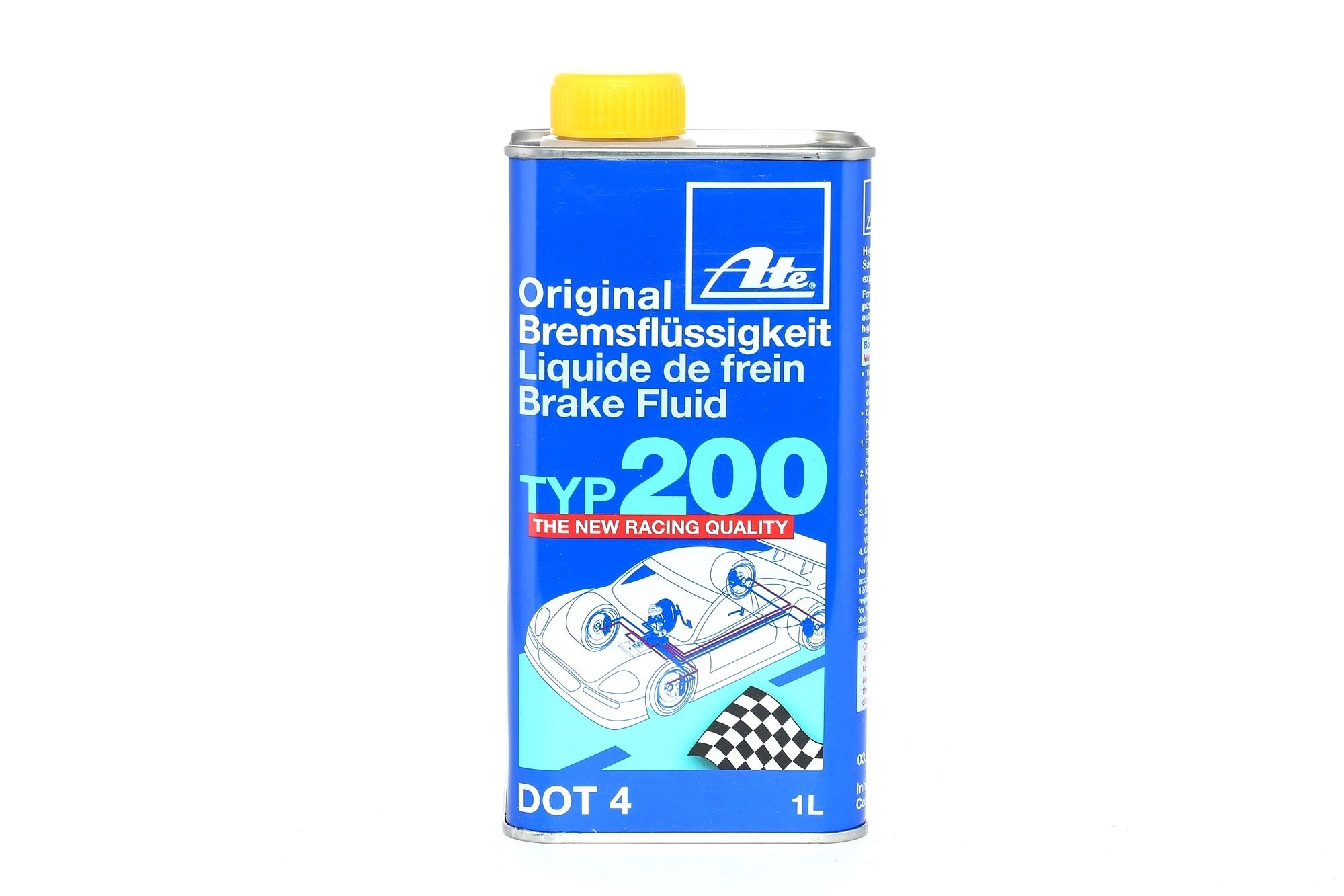 Brake Fluid ATE 03.9901-6202.2 rating