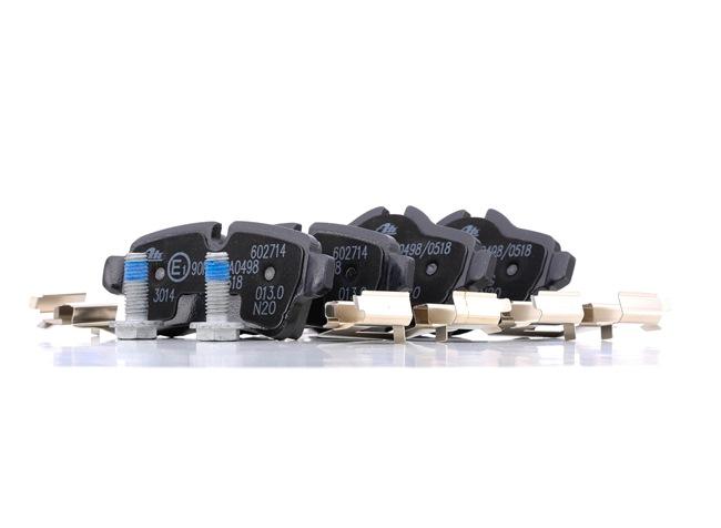 Brake Pad Set, disc brake Article № 13.0460-2714.2 £ 150,00