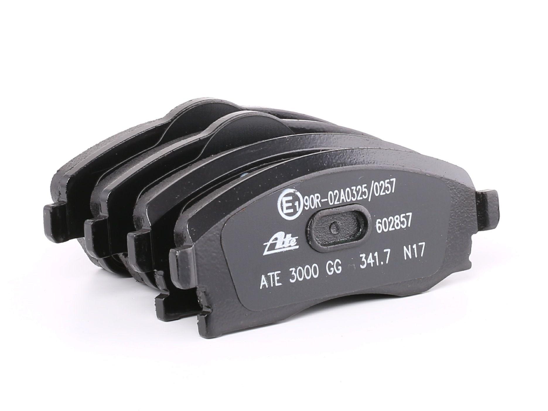 Bremsbelagsatz ATE 23225 Bewertung