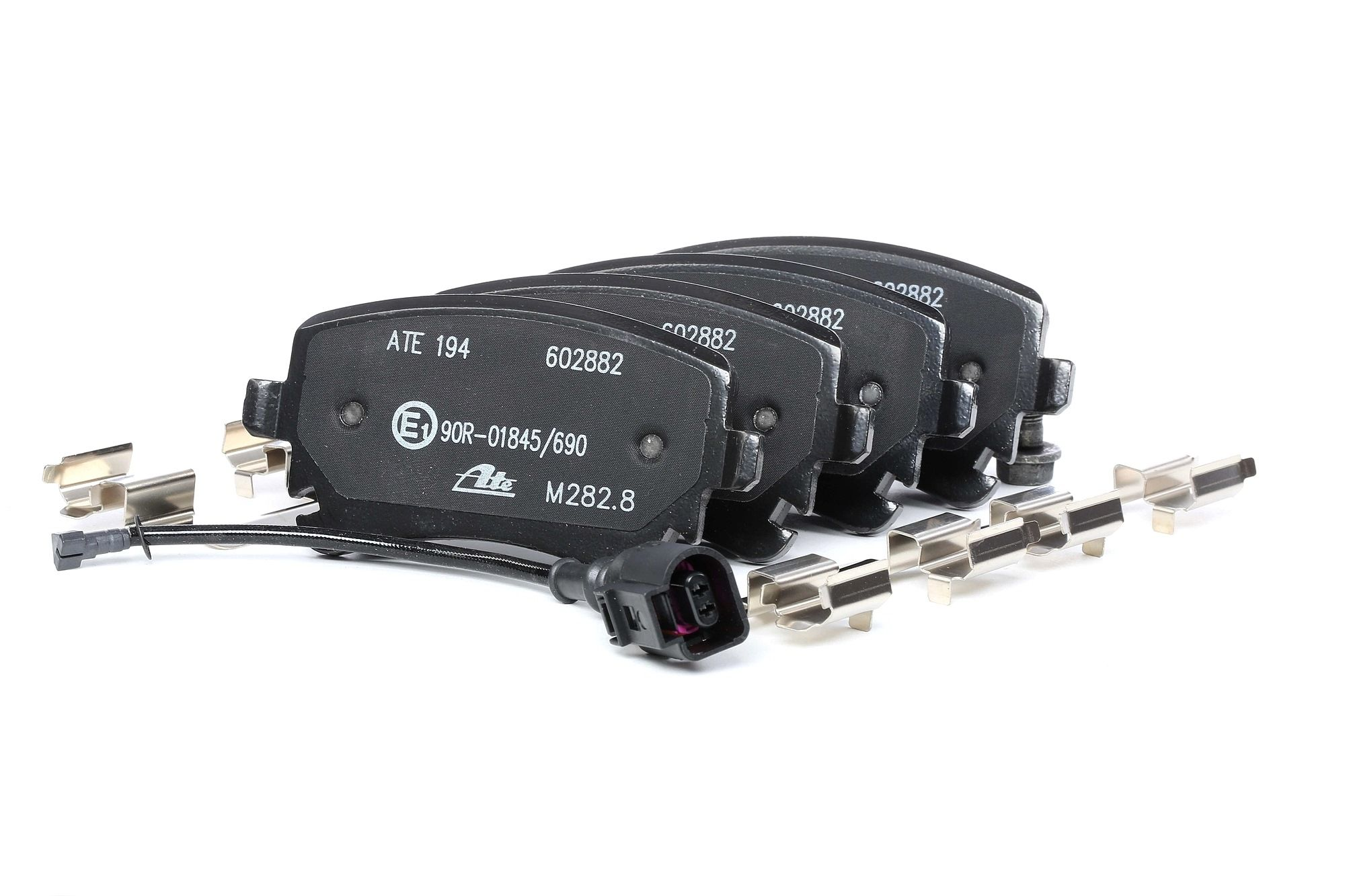 Bremsbelagsatz ATE 602882 Bewertung