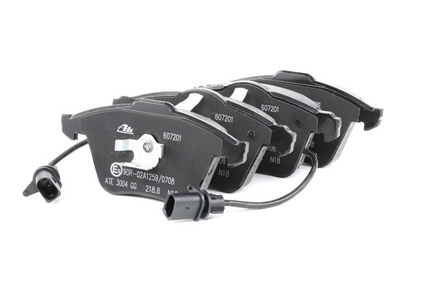 OEM Brake Pad Set, disc brake ATE 13046072012
