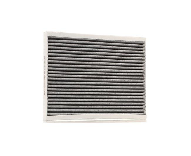 Filtro de aire acondicionado MEYLE MCF0285 ORIGINAL Quality, Cartucho filtrante, Filtro de carbón activado