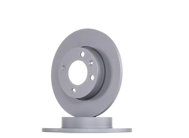 Bremsscheibe Bremsscheibendicke: 10,0mm, Lochanzahl: 4, Ø: 239,0mm mit OEM-Nummer 823.615.301