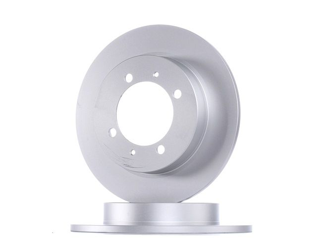 Frenos de disco ATE 410229 Macizo, revestido