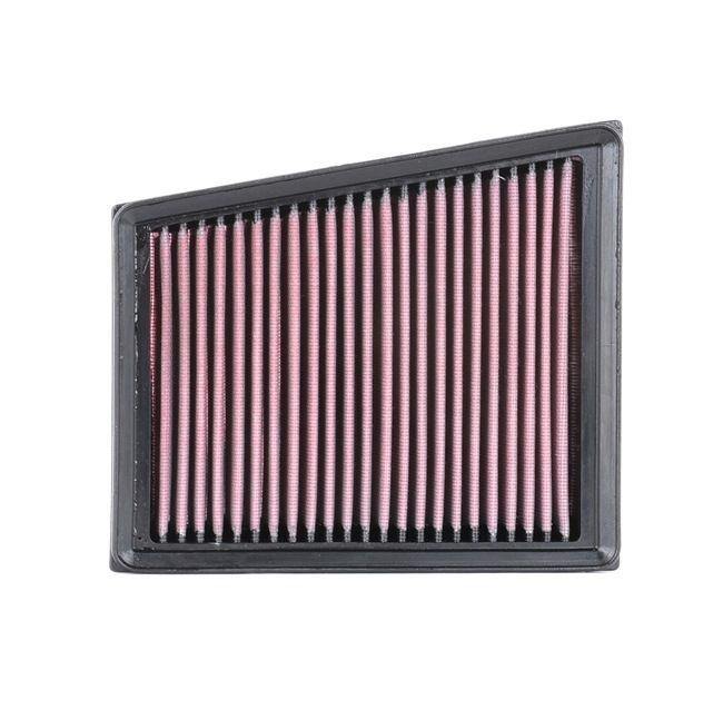 K&N Filters Filtres de longue durée 333057
