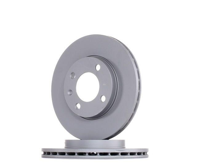 Bremsscheibe Bremsscheibendicke: 20,0mm, Lochanzahl: 4, Ø: 239,0mm mit OEM-Nummer 321.615.301A