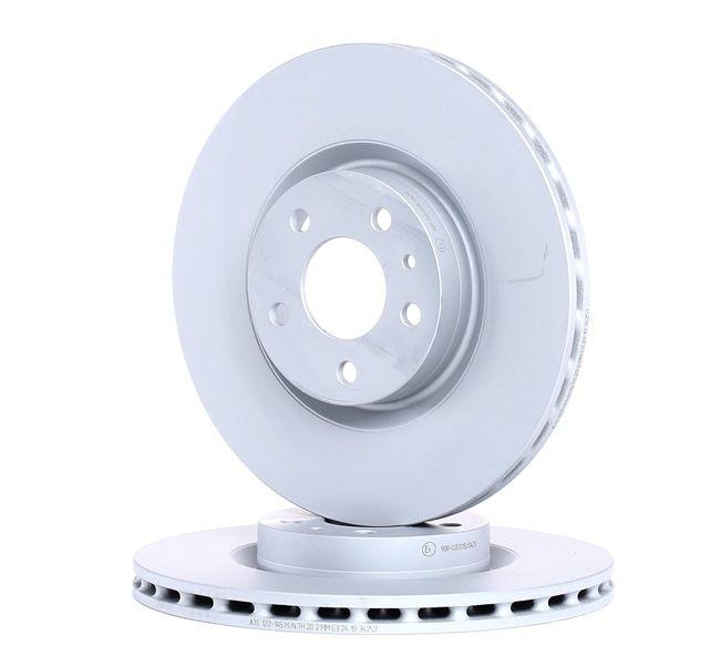 OEM ATE 24.0122-0145.1 FIAT FREEMONT Bremsscheiben