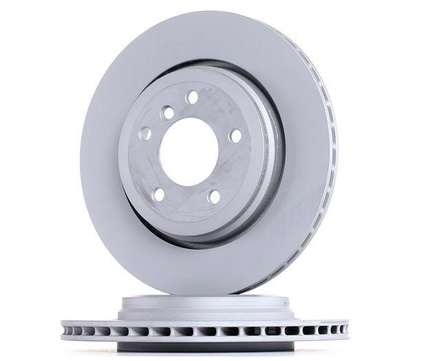 Bremsscheibe Bremsscheibendicke: 22,0mm, Lochanzahl: 5, Ø: 320,0mm mit OEM-Nummer 3420 1166 073