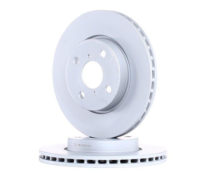 ATE 24012202401 Disc brake set