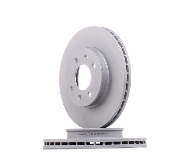OEM ATE 24.0122-0260.1 HYUNDAI i10 Disc brake set