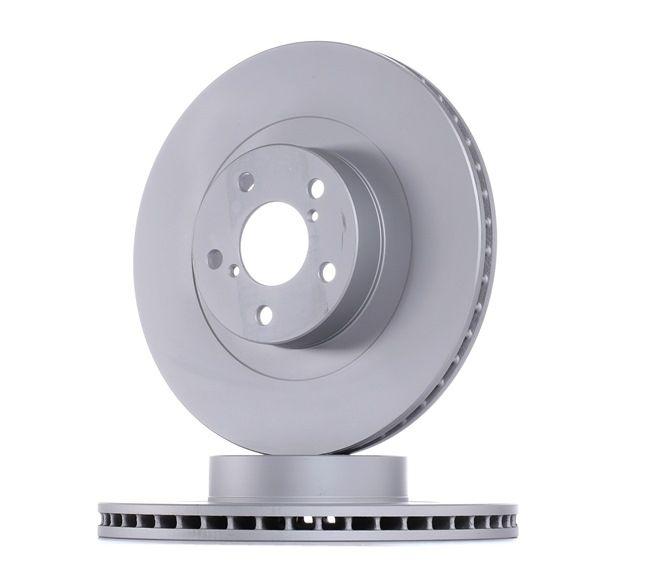 Bremsscheibe Bremsscheibendicke: 24,0mm, Lochanzahl: 5, Ø: 293,5mm mit OEM-Nummer 26300-FE040