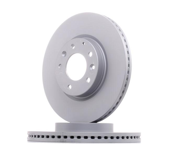 Bremsscheibe Bremsscheibendicke: 25,0mm, Lochanzahl: 5, Ø: 299,0mm mit OEM-Nummer G33Y-33-25X