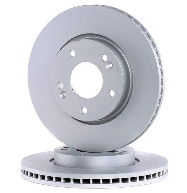 OEM ATE 24.0126-0150.1 HYUNDAI i10 Brake discs