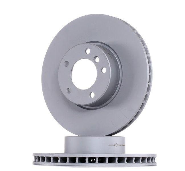 Bremsscheibe Bremsscheibendicke: 29,9mm, Lochanzahl: 5, Ø: 324,0mm mit OEM-Nummer 3411 116 5859