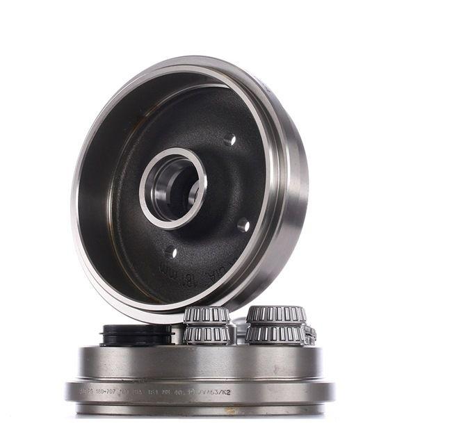 Bremstrommel Trommel-Ø: 180,0, Br.Tr.Durchmesser außen: 211,5mm mit OEM-Nummer 171.501.615A