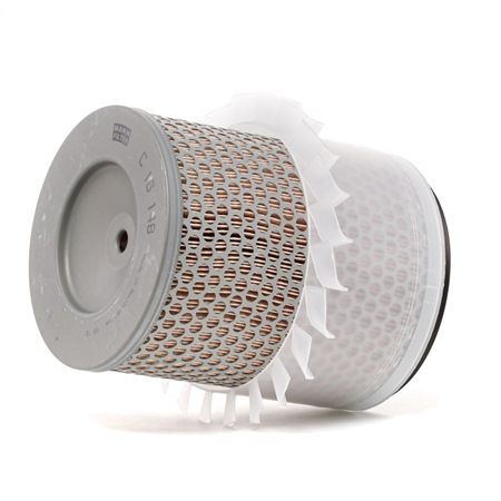 Filtro de aire motor MANN-FILTER 960795 Cartucho filtrante
