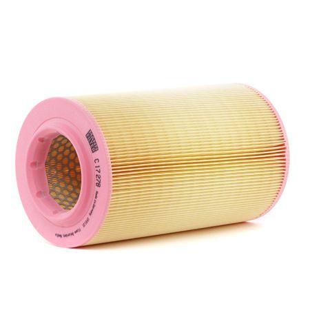MANN-FILTER Vzduchový filtr FIAT Vložka filtru