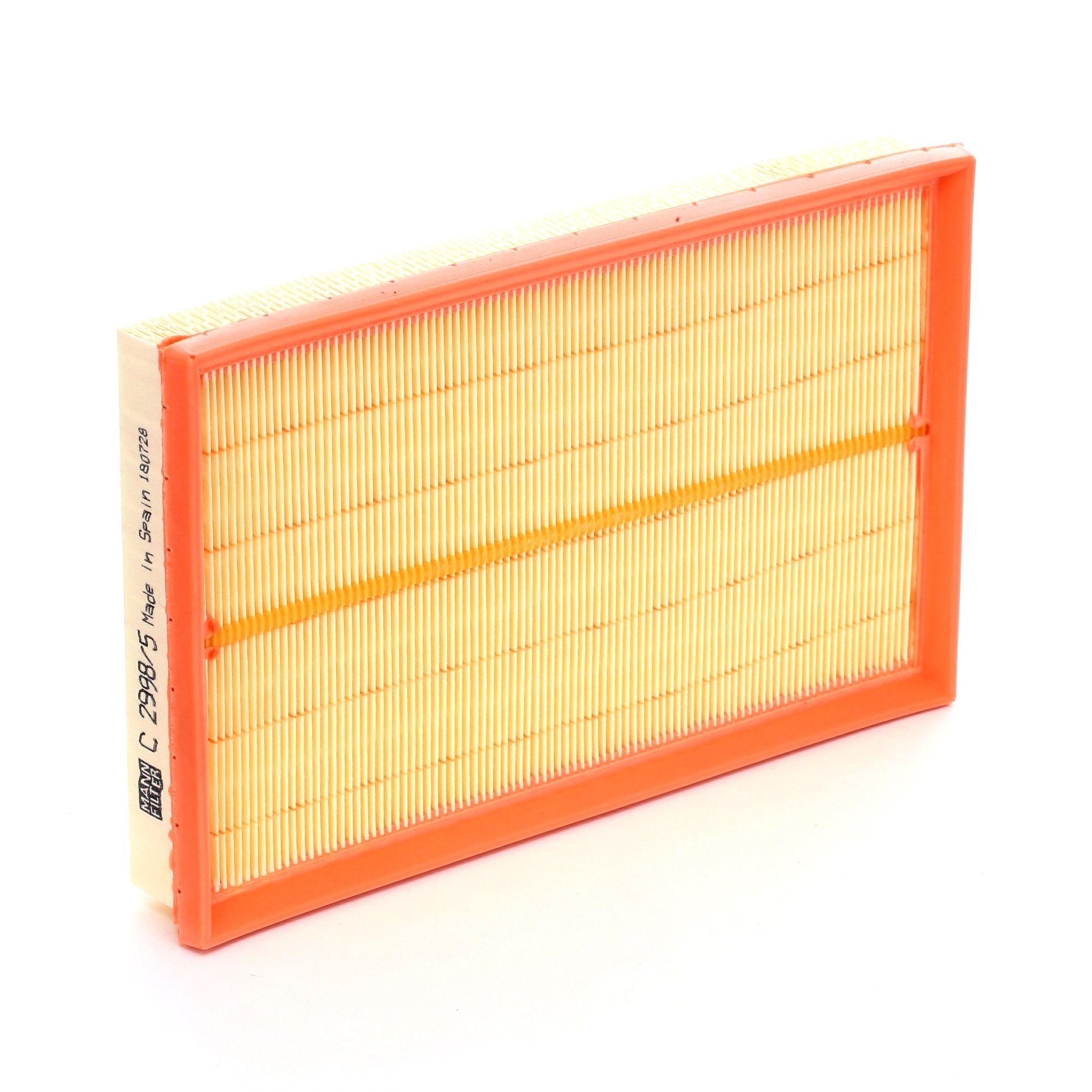 Luftfilter MANN-FILTER C 2998/5 x Bewertung
