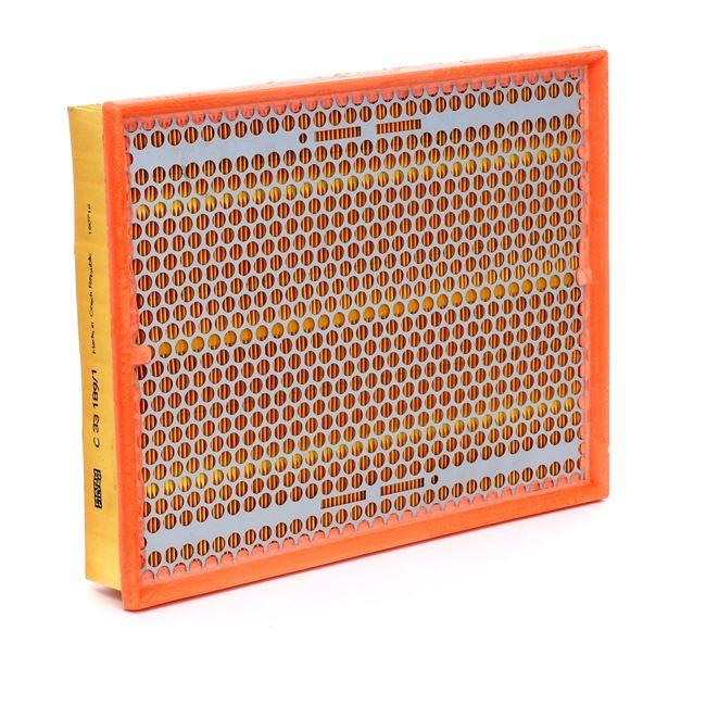 MANN-FILTER Motorluftfilter C 33 189/1