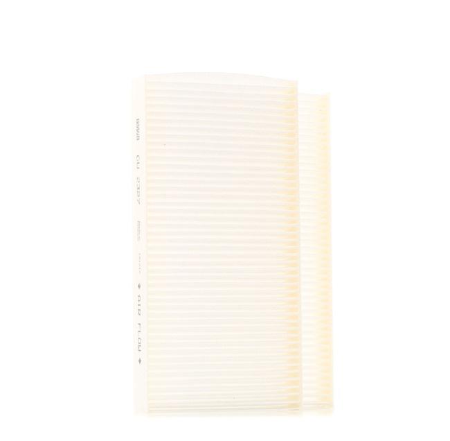 Filtro de aire acondicionado MANN-FILTER 962165 Filtro de partículas