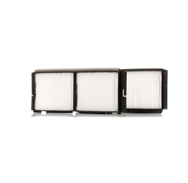 Cabin filter MANN-FILTER 962228 Particulate Filter
