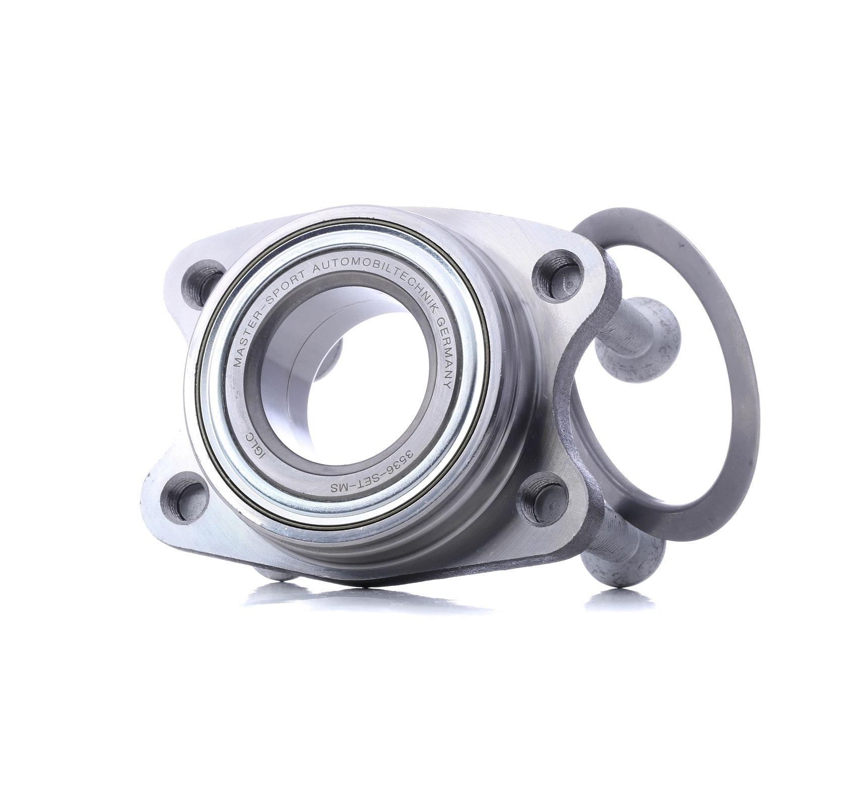 Wheel Bearing MASTER-SPORT 3536-SET-MS rating