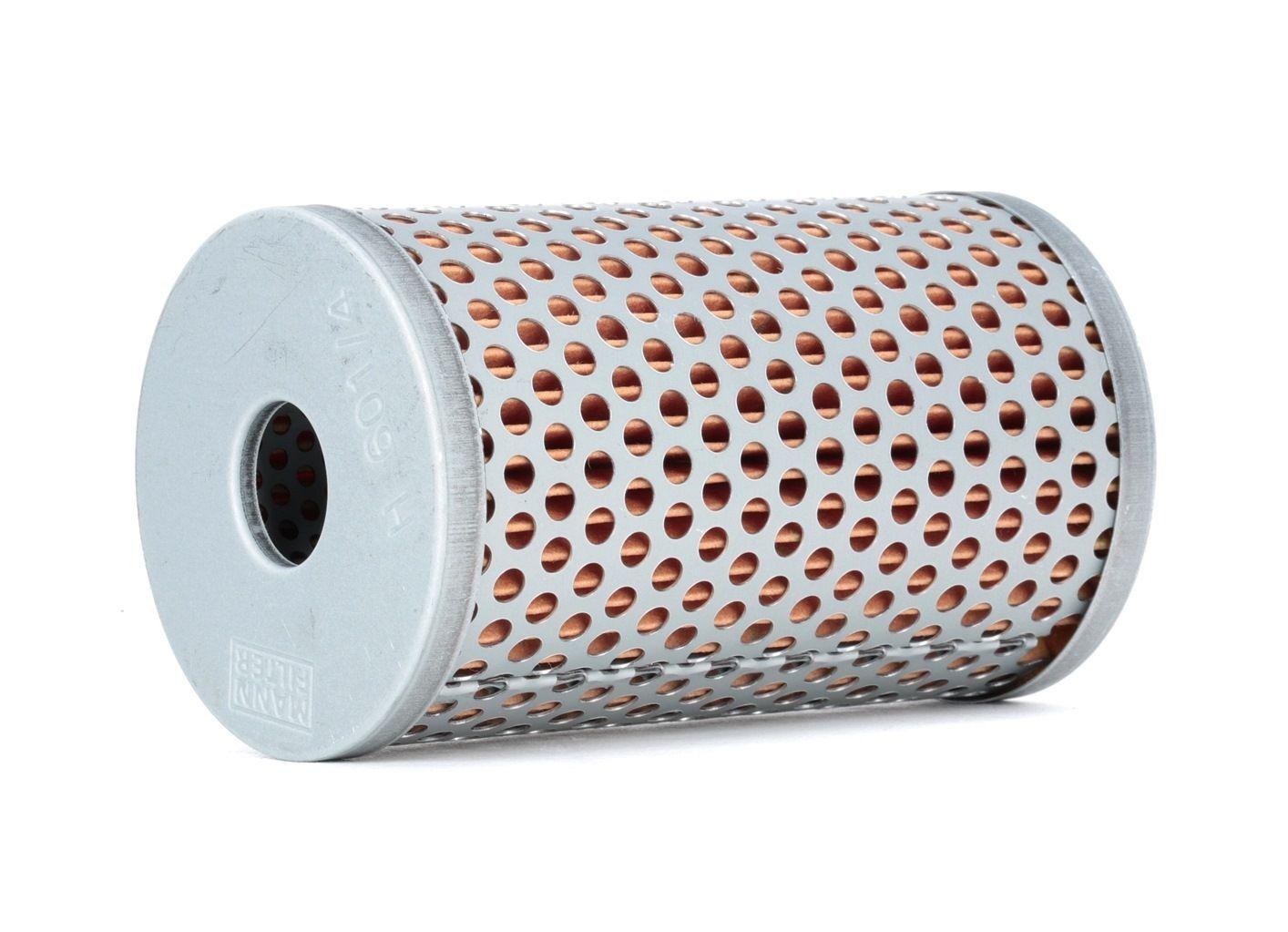 Hydraulikfilter, Lenkung MANN-FILTER H 601/4 Bewertung