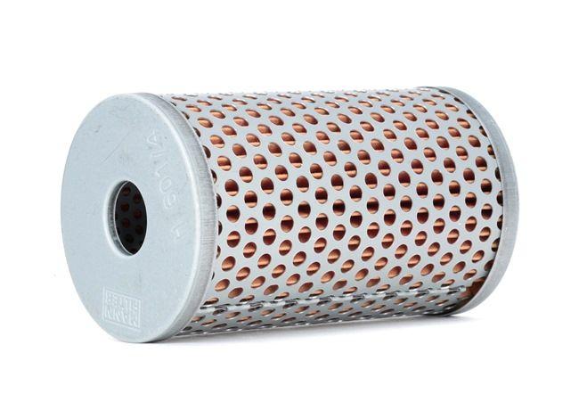 Hydraulikfilter, Lenkung MANN-FILTER H6014 (962774)