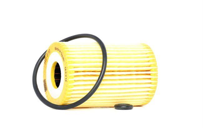 MANN-FILTER Filtereinsatz HU610x