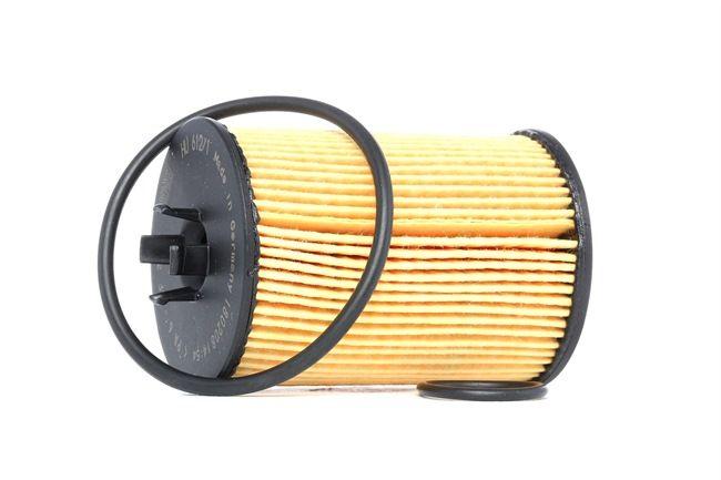 MANN-FILTER Filtereinsatz HU6121x