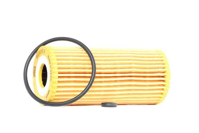 Ölfilter Ø: 53mm, Innendurchmesser 2: 22mm, Höhe: 116mm mit OEM-Nummer A640 180 0009