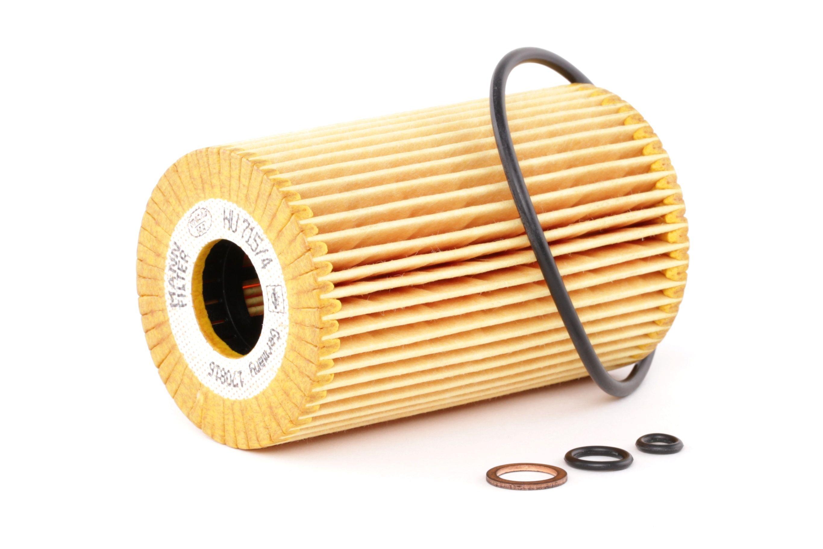 Mann-FILTER HU 719//6 x filtro dell/'olio evotop