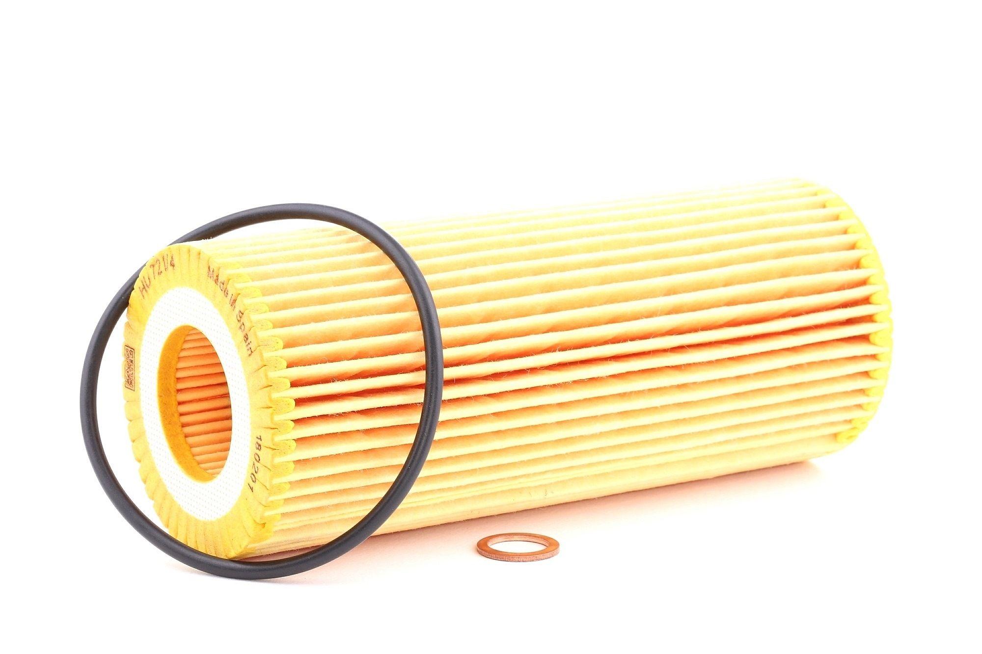 Filter MANN-FILTER HU 721/4 x Bewertung
