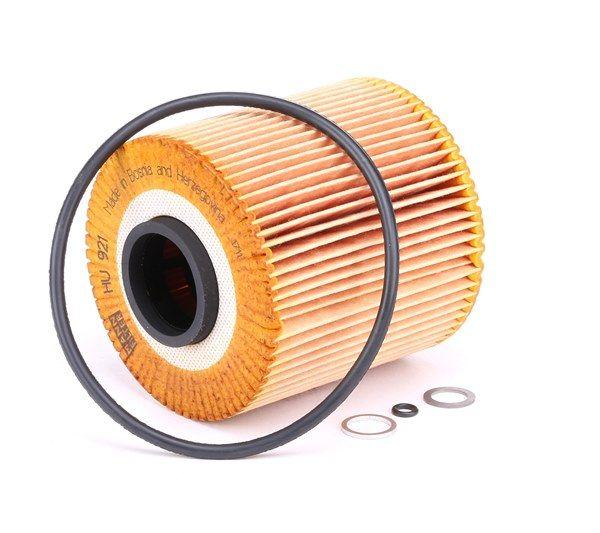 MANN-FILTER Oil filter BMW Filter Insert