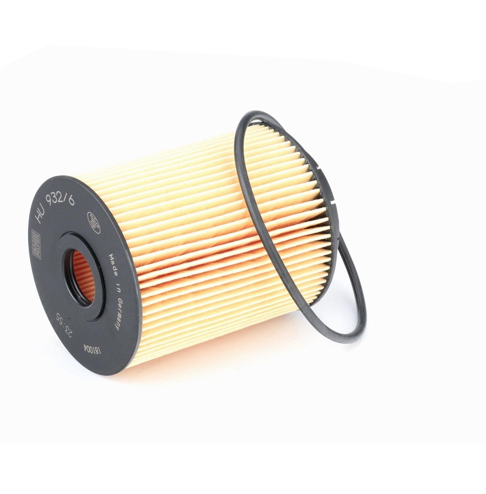 Filter MANN-FILTER HU 932/6 n Bewertung