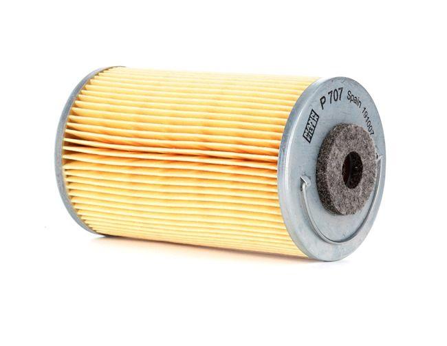Kraftstofffilter Höhe: 116mm mit OEM-Nummer %DYNAMIC_OEM_SYNONYM%