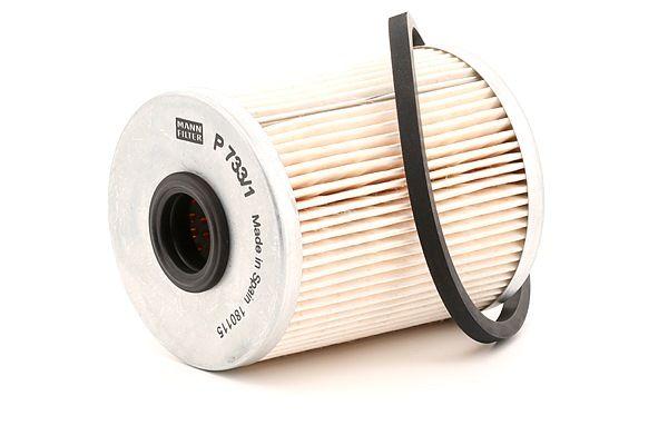 MANN-FILTER Filtereinsatz, mit Dichtungen P7331x