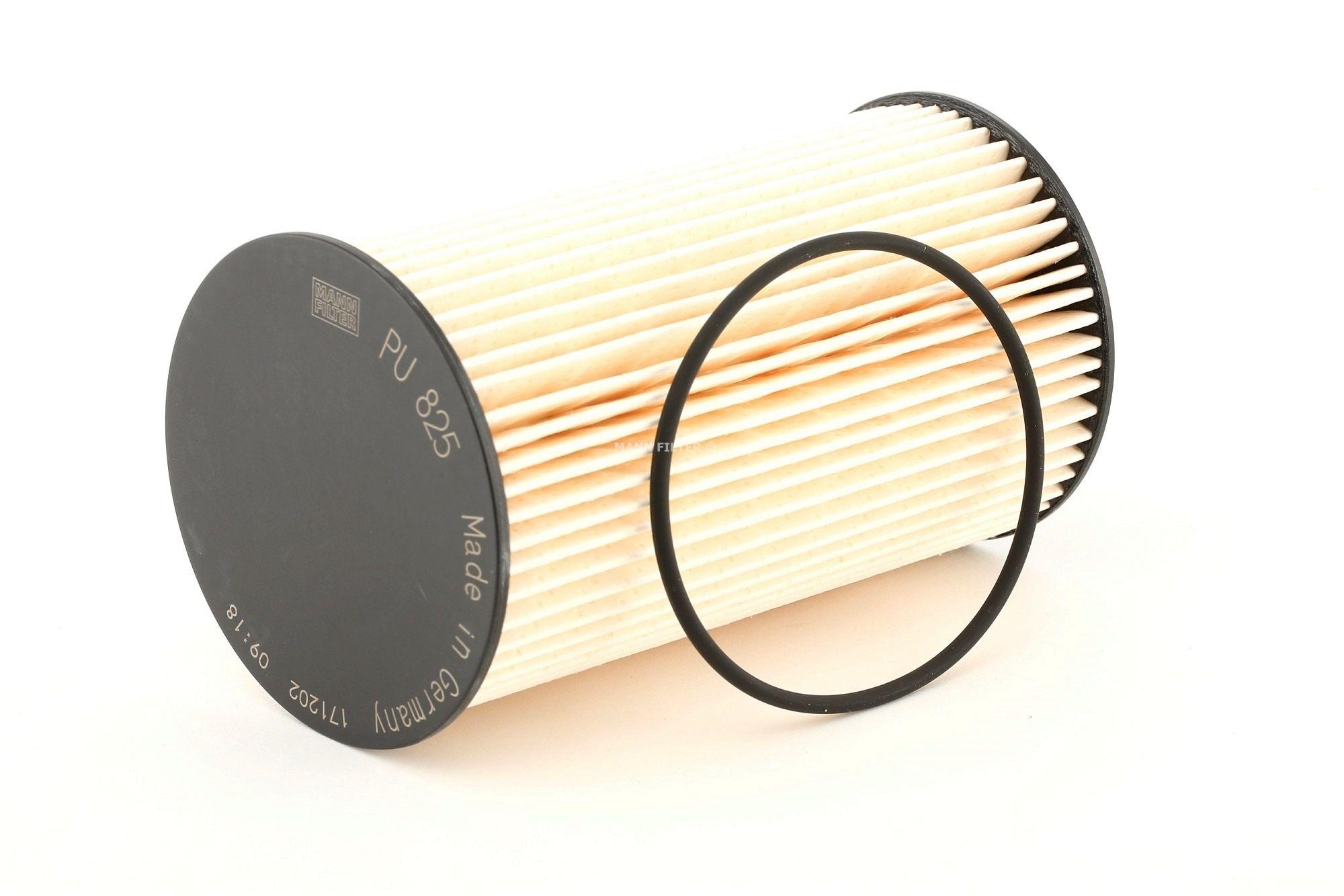Fuel filter MANN-FILTER PU 825 x rating