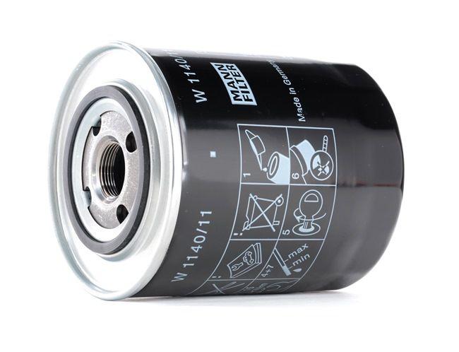 OEM Filtro de aceite MANN-FILTER W114011