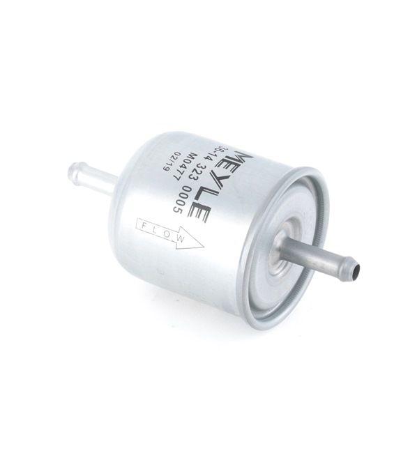 Filtro de combustible MEYLE MFF0176 ORIGINAL Quality, Filtro de tubería