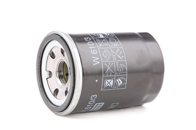 Oil Filter Ø: 66mm, Outer diameter 2: 62mm, Inner Diameter 2: 54mm, Height: 90mm with OEM Number 650134