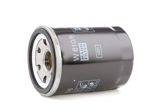 Oil Filter HONDA | MANN-FILTER Article №: W 610/6