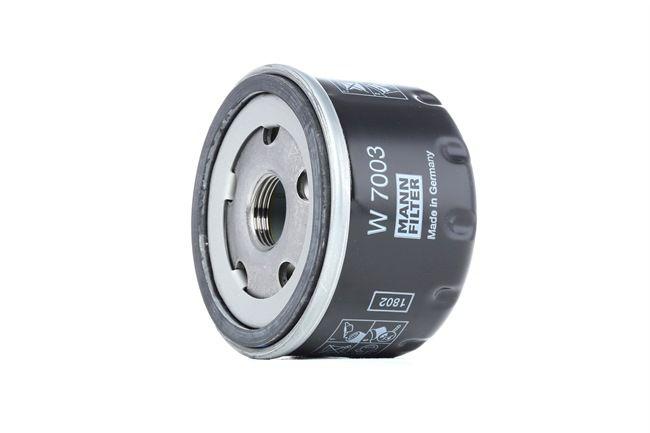 Oil Filter Ø: 76mm, Outer diameter 2: 72mm, Inner Diameter 2: 63mm, Height: 53mm with OEM Number 46796687